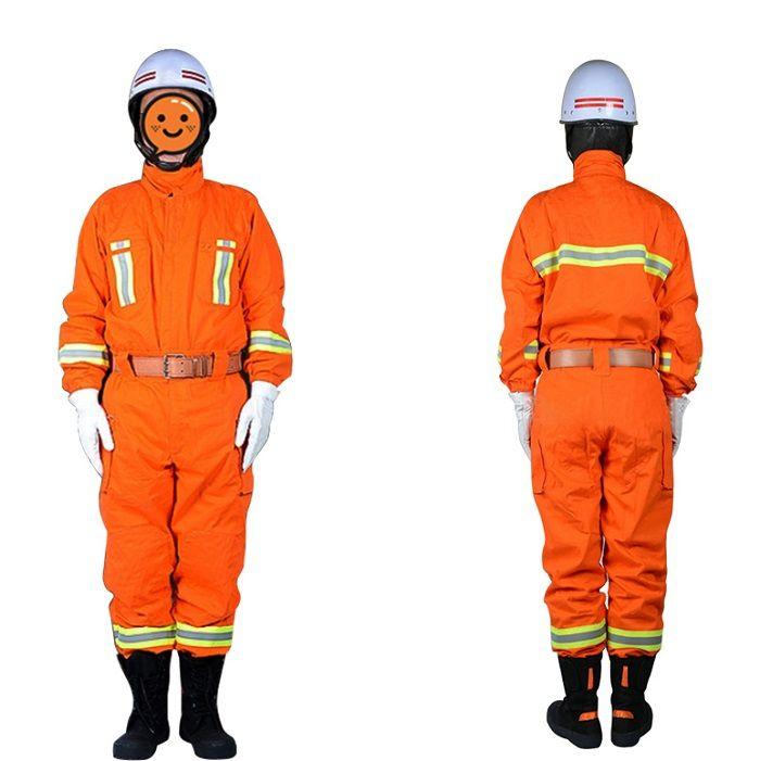 quần áo bảo hộ phòng cháy chữa cháy PCCC lính cứu hỏa 3