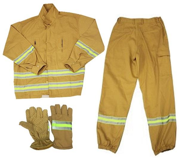 quần áo bảo hộ phòng cháy chữa cháy PCCC lính cứu hỏa 4