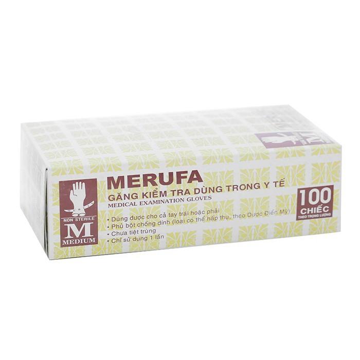 Găng Tay Y tế Merufa hàng Việt Nam 1