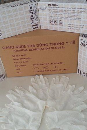 Găng Tay Y tế Merufa hàng Việt Nam