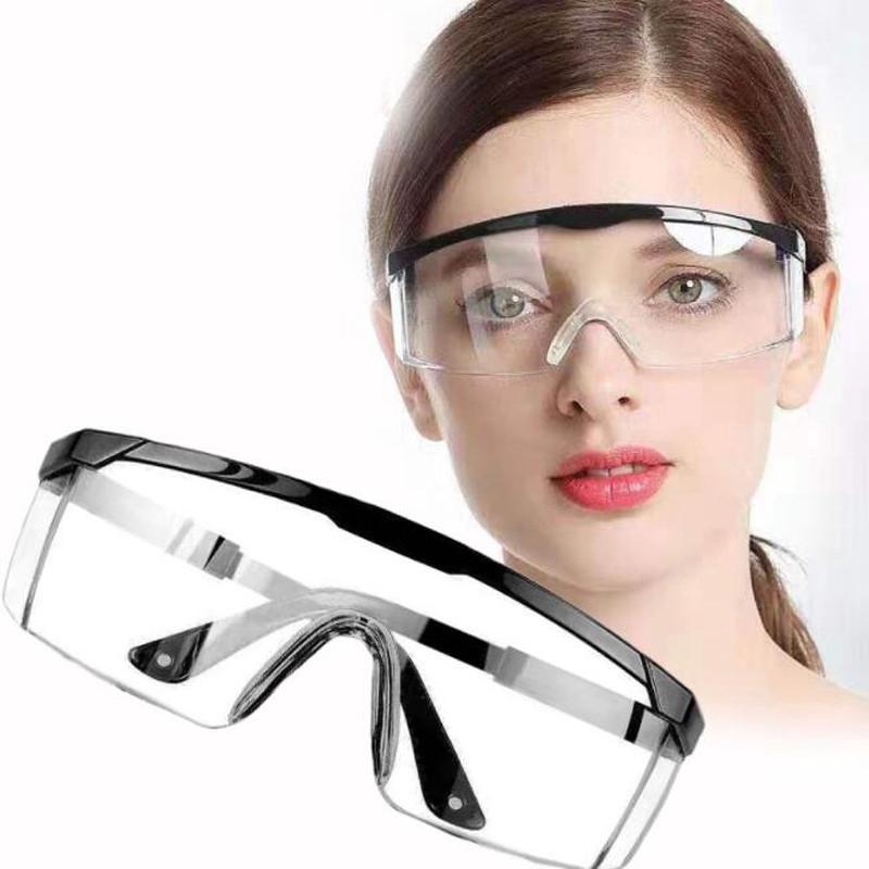 Mắt kính bảo hộ chắn gió bụi, tia UV, chống giọt bắn 4