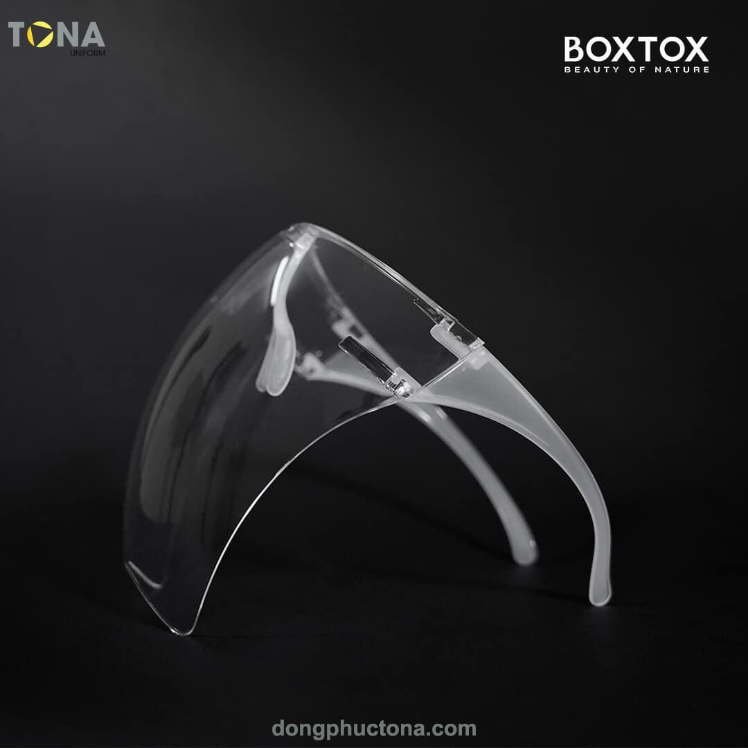 Kính chống giọt bắn Boxtox chính hãng Việt Nam