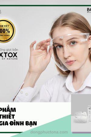 Kính chống giọt bắn Boxtox
