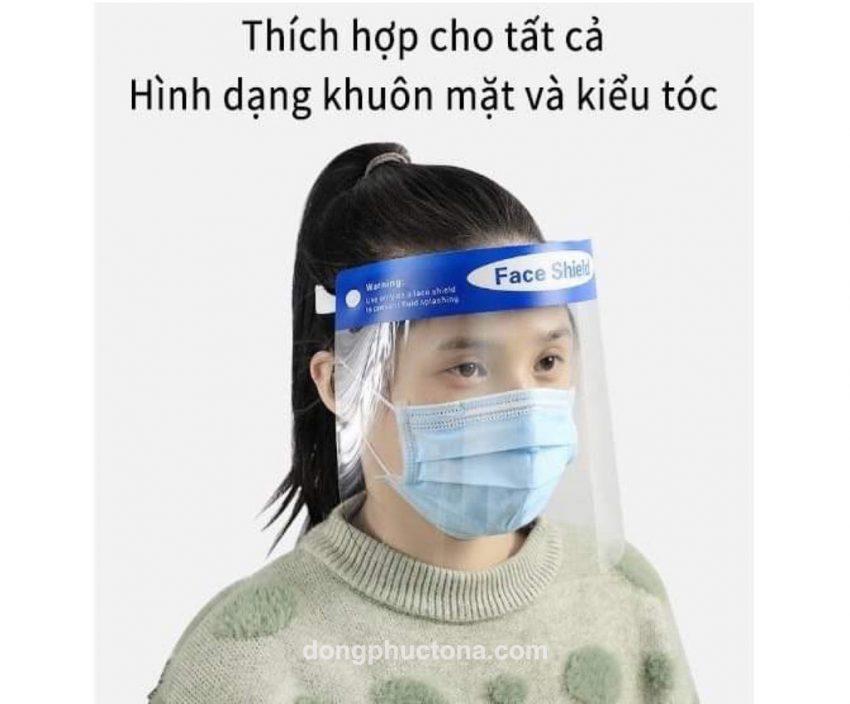 Tấm kính che mặt Face Shield Mask