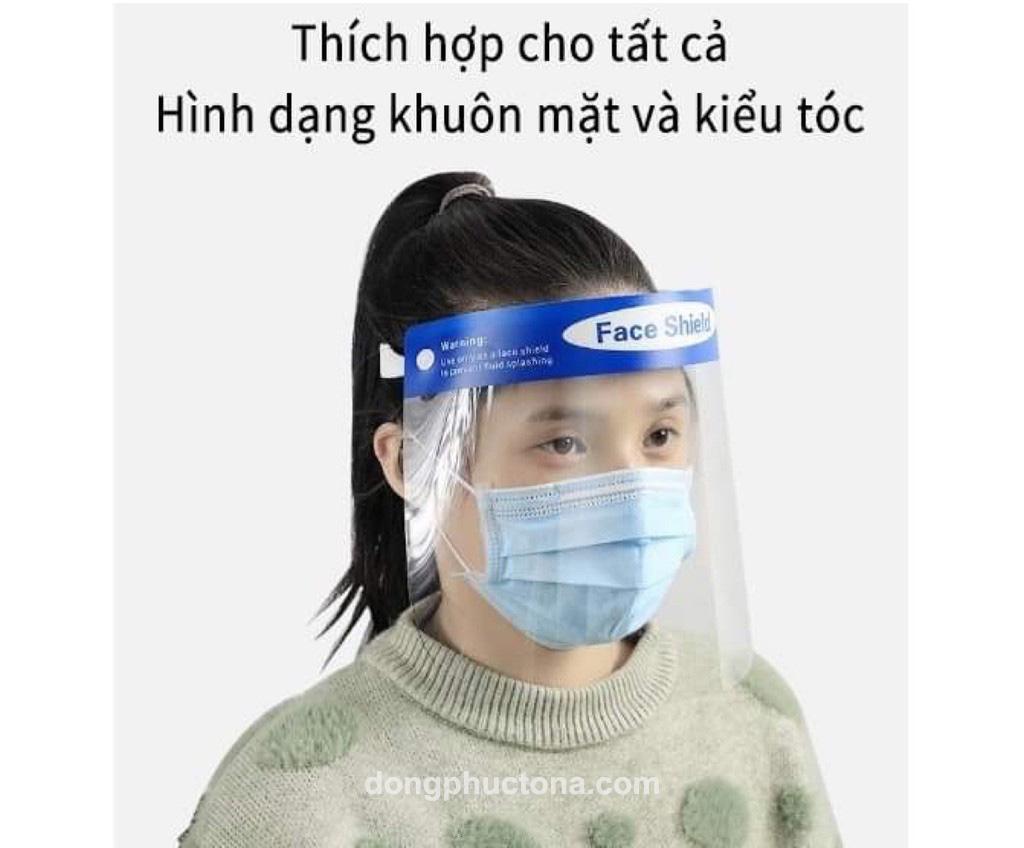Tấm kính che mặt Face Shield